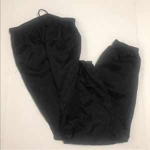 Vtg 90s Nike Windbreaker Pants Hip Swoosh Sz L